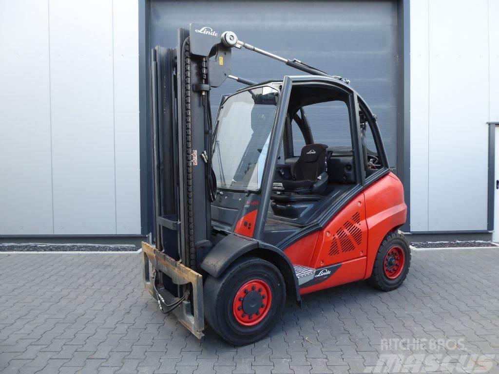 Linde H45T-02