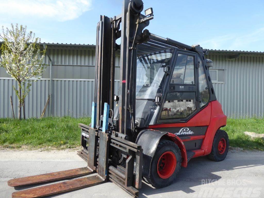 Linde H60D -396-