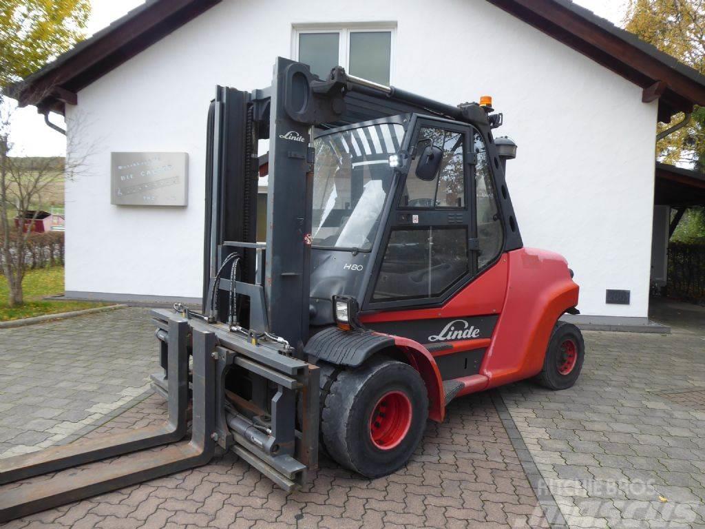 Linde H80D-01/1100