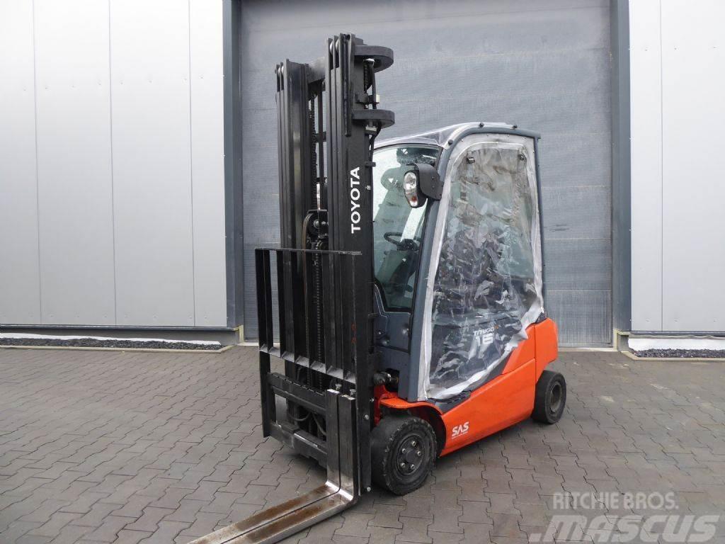 Toyota 8FBMK16T