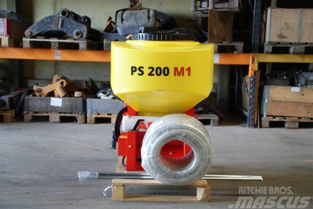 APV PS200M1 Elektrisk Efterafgrøde såmaskine