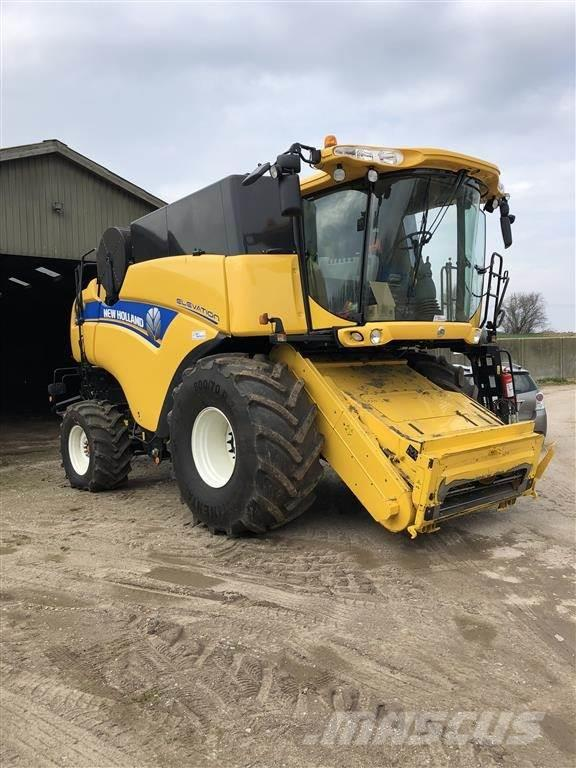 New Holland CX8090 ELEVATION SLH, 4WD