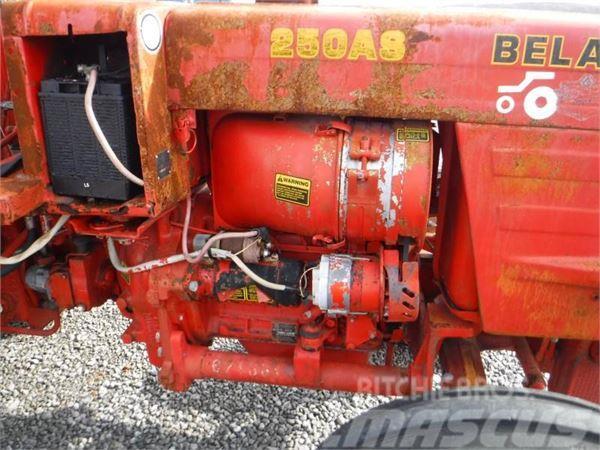 Belarus 250AS FARM TRACTOR, Traktorer