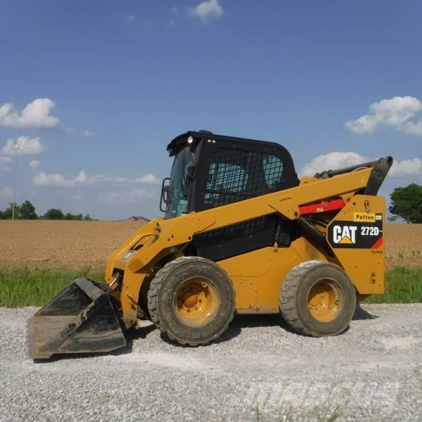 Caterpillar 272D SKID STEER