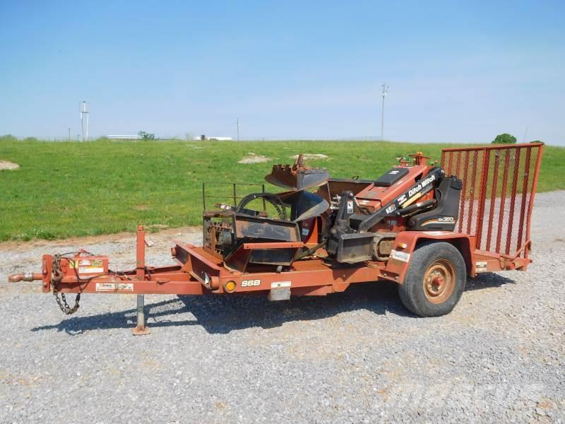 Ditch Witch SK350 COMPACT TRACK LOADER PACKAG