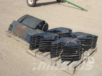 Agco Quantity Of 100 Lb Weights