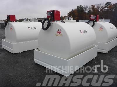 AM TANK 800 Gallon Skid Mounted Diesel