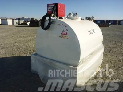 AM TANK 838 Gallon Skid Mounted Diesel