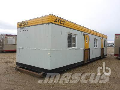 Atco 40 Ft x 10 Ft Skid Mounted