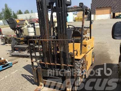 Purchase Caterpillar V50D diesel Forklifts, Bid & Buy on Auction