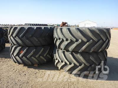 Continental Qty Of 4 710/70R42