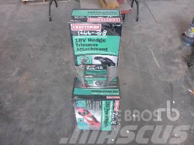 Craftsman 18 V Hedge Trimmer