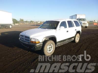 Dodge Durango 2000 Pickup Trucks