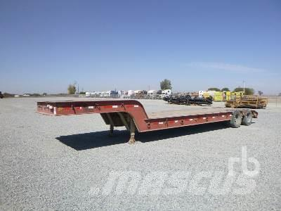 Dorsey 18 Ft 6 In. x 8 Ft T/A 5th Wheel