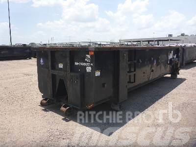Dragon 25 CY Rolloff Box