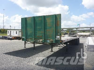 Fontaine 48 Ft T/A Spread Axle