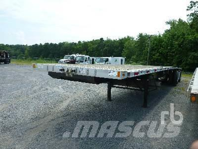 Fontaine 48 Ft x 102 In. T/A Spread Axle