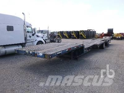 Fontaine 53 Ft T/A Step Deck Trailer