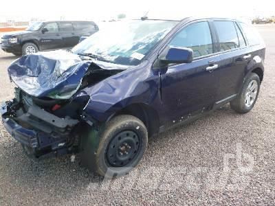 Ford Edge  Other Components