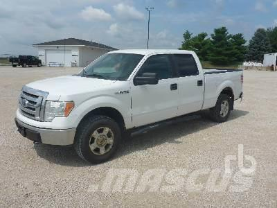Purchase Ford F150 Pickup Trucks Bid Buy On Auction Mascus Usa