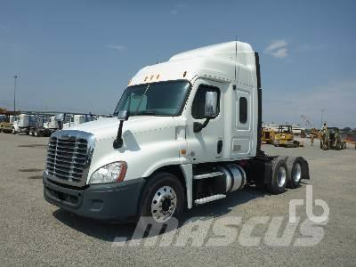 Purchase Freightliner CASCADIA tractor Units, Bid & Buy on Auction