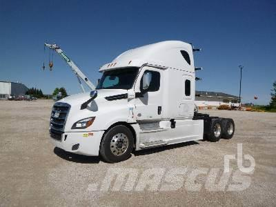 Purchase used Freightliner Cascadia Sleeper truck Tractor