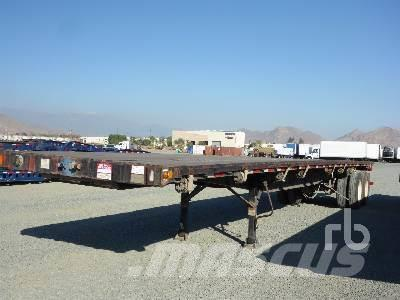 Fruehauf 45 Ft x 96 In. T/A