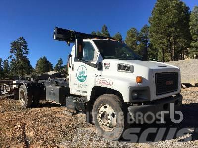 GMC Hook Truck