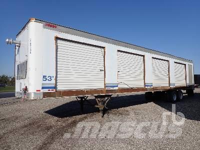 Great Dane 53 Ft x 102 In. T/A Warehouse