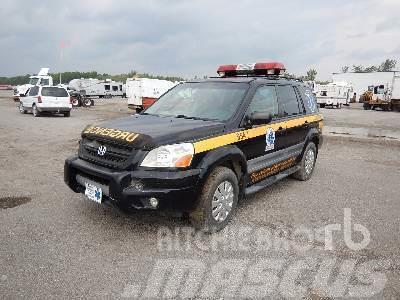 Honda Pilot 2004 Pickup Trucks