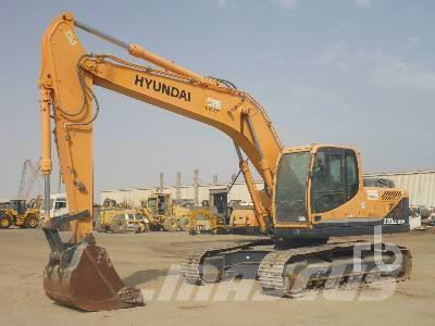 Hyundai ROBEX 220LC-9SH
