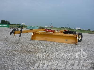 Industrias America 12 Ft Hydraulic Pull Grader