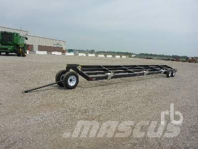 Industrias America 40 Ft T/A