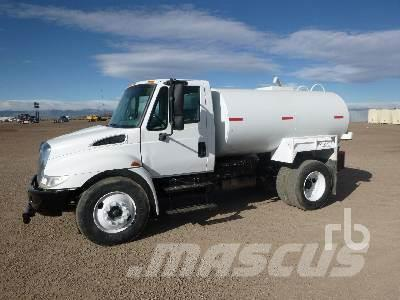 International 4300 SBA