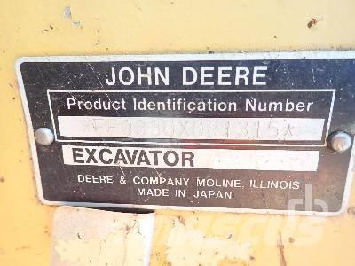 John Deere 330LC
