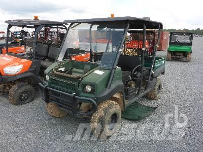 Texas Mule 4010 Trans4x4 For Sale Kawasaki Atvside By