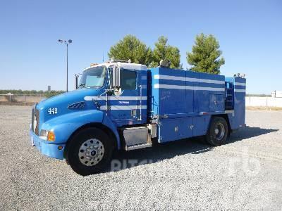 Kenworth Fuel & Lube Truck