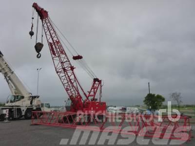 Purchase Manitowoc -10000-1 tracked cranes, Bid & Buy on