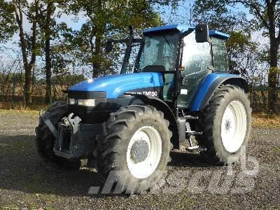 Purchase New Holland TM150 tractors, Bid & Buy on Auction - Mascus USA