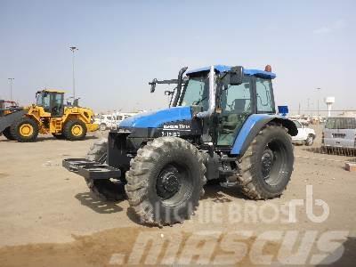 New Holland -ts115 - Tractors - Mascus Ireland