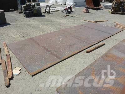 [Other] 17 Ft x 6 Ft 8 In. Steel Plate