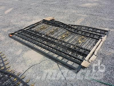 [Other] 20 Ft Heavy Duty Bi-Parting Wrought