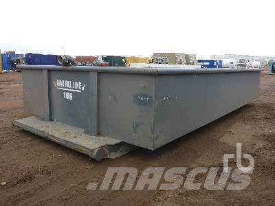 [Other] 20 Ft x 11 Ft Open Mud Tank