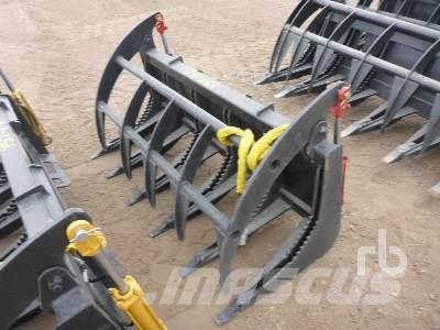 [Other] 60 In. Hydraulic Root Rake