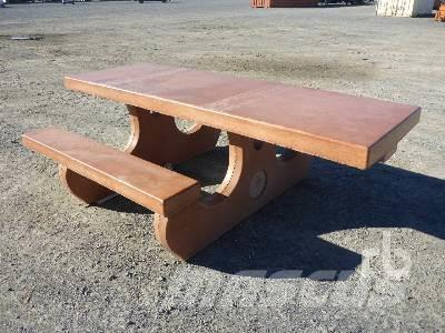 [Other] 8 Ft ADA Concrete Picnic Table