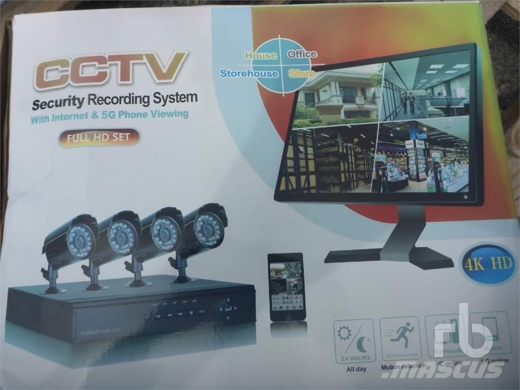 [Other] CCTV Security Recording System