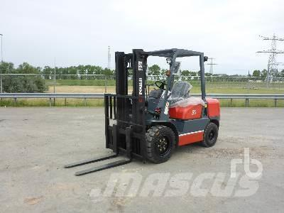 Buy Used Ct Power Fd34h Diesel Forklifts On Auction Mascus Uk