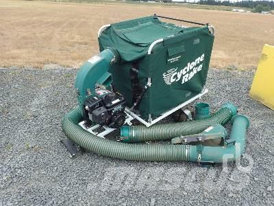 [Other] CYCLONE RAKE Tow Behind Lawn And Leave Vacuum