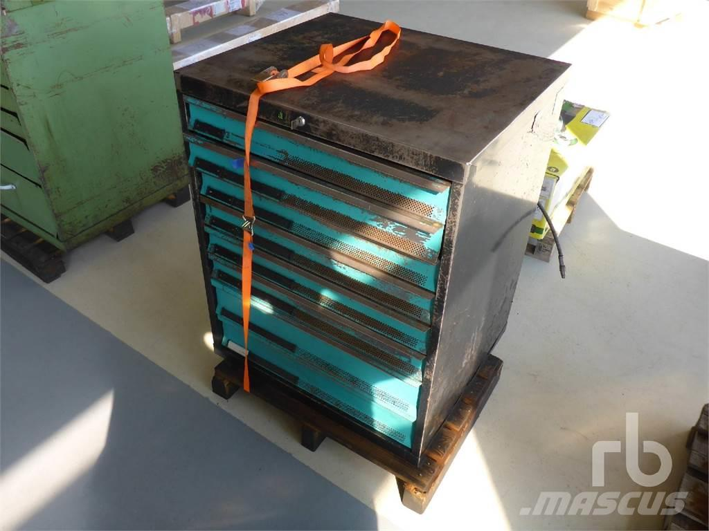 [Other] Heavy Duty Steel Toolbox