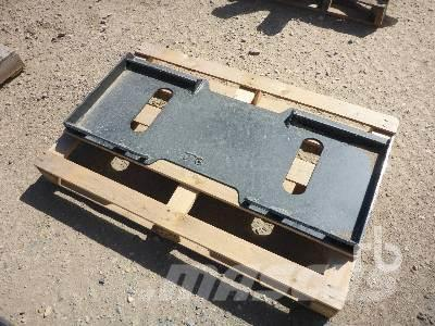 [Other] MID STATE Skid Steer Mount Plate